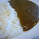 M - 料理写真:カレーライス