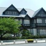 三井倶楽部 - 大正ロマンな建築物。「旧門司三井倶楽部」