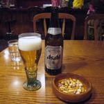 エンジェルズ - ビール(中) 570円