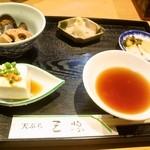 19106873 - 天ぷら定食