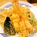 19106875 - 天ぷら定食