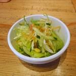 バンビーナ - パスタランチのサラダ