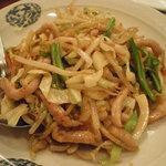 1911516 - Aランチ 五目野菜の炒め