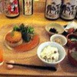 noka table - 玉ねぎコロッケランチ