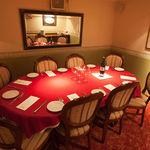 ダルセーニョ - 個室客席のうち二階東側の個室です。こちらは靴を脱いでご利用いただけるタイプで、ご家族連れのお客様に特にピッタリです。