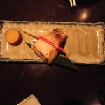 さヽ木 - ○○の西京焼き(\500) : これまた失念orz 酒の肴にはちょっと味噌の風味が弱かったかも、、、上品とも言うレベル。