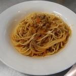 ハーモニーガーデン - 南イタリアの乾麺を使用した本格パスタ