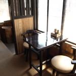 ラ・ルーチェ - 足のお悪い方には、テーブル・椅子もございます。