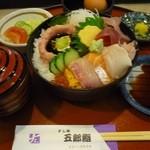 五郎鮨 - →2013.05