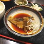 鮭ちゃづけ - 煮魚定食