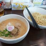 19118834 - 味噌つけ麺(冷麺)