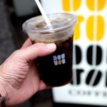 ドトールコーヒーショップ - アイスコーヒー、M。