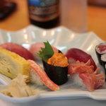 はこねずし - 料理写真:特上寿司