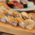 はこねずし - 穴子寿司