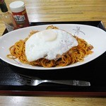 食堂 わがや - 料理写真:ナポリタン(650円)