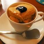 cafe de COT - キャラメルムース(ランチデザート)
