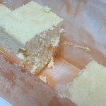 19123214 - ホワイトチョコレートチーズケーキ 1300円