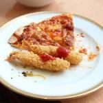 スターロード - 海老フライとピザ