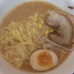 日清ラ王 袋麺屋 - 日清ラ王(味噌)税込250円