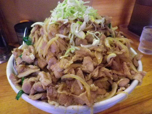 二代目蝦夷 - トリプル焼肉丼\2100