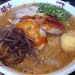 味千拉麺 - 料理写真:阿蘇火山味噌ラーメン 850円
