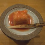 琉球料理乃 山本彩香 - 豆腐よう