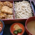 19130568 - 天丼セット