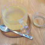 はちみつ - はちみつ柚子茶¥450
