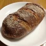 ア・ビアント - ベリー系の酸味がきいた食事パン