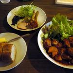 洋食台処 なまらや - 本日のランチ(飲み物の選択で、1,000円と1,100円に分かれます)
