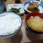 大谷寿し - ご飯はまさに銀シャリ
