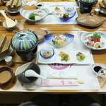 旅館若潮 - 料理写真: