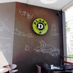 Plaza-D イタリアンレストラン - 飲食スペースのデッキの上です