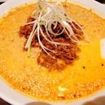 タイガー軒 - 白ごま担々麺(ランチ)