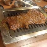 大阪焼肉・ホルモン ふたご - BBQハラミ