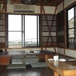 櫻守 - 高台にありますので眺めは最高!