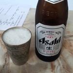 アチャラナータ - 中瓶ビール