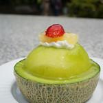 すがわら - 料理写真:メロンシャンテ