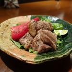 器楽 - 地鶏のグリル 1000円