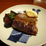 器楽 - 天然魚の塩糀グリル 1000円