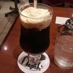 Kissanegishi - アイスウィンナーコーヒー