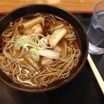 多奈可家 - 鶏なんばん450円!