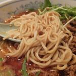 Kaikaitei - 麺は白っぽい