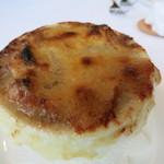 ターブル ドゥ クドウ - 追加 オニオングラタンスープ