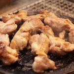 いろり家 - 若鶏の山賊焼き