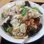 華福楼 - 料理写真:回鍋飯