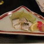 料亭・旅館 三川屋 - エツの酢のもの