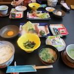 料亭・旅館 三川屋 - 朝食