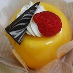 シェルブルー - オレンジキュート320円