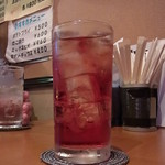 Pub&Bar 高橋亭 - カシスウーロン